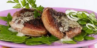 comment cuisiner du canard tournedos de canard au poivre facile recette sur cuisine actuelle