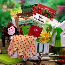 gardening gift basket a gardening gift for at gift baskets etc
