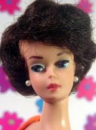bubble cut hair style vintage barbie bubblecut dolls