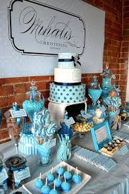 baby shower table centerpieces baby shower cake table decor by shower ideas best shower