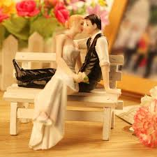 online shop new cute romantic funny wedding cake topper figure