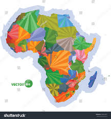 World Map Of Africa by 100 Pictures Of Africa Map Klett Perthes Africa Dual Sided