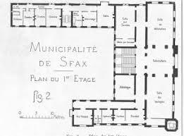 bureau d ude sfax hôtel de ville de sfax 1905 1938 une architecture néo mauresque