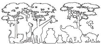 pattern clip art images free saw patterns jungle clip art