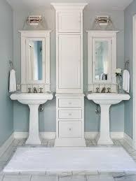 Pedestal Cabinets Pedestal Sink Cabinets Houzz