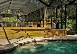 Pool Patios And Porches Patios Decks Porches Sawgrass Plantation Enterprises