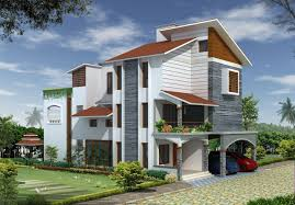 Triplex House Plans West Facing Triplex House Elevation Photos Joy Studio Design