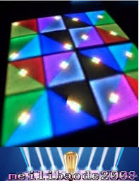 best dj lights 2017 2017 led rgb panel dancing dance floor voice control stage light ktv
