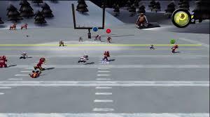 backyard football u002710 xbox 360 hd gameplay redskins vs cowboys