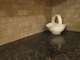 travertine tile kitchen backsplash the 25 best travertine tile backsplash ideas on