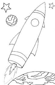 36 space art boys images drawings rockets