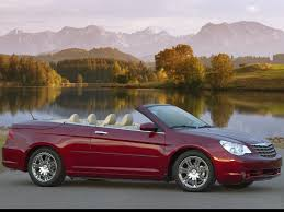 chrysler sebring convertible 2008 pictures information u0026 specs