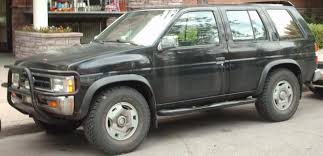 nissan pathfinder xe 1995 1993 nissan pathfinder information and photos zombiedrive