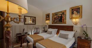 Twin Bedroom Hotel Des Artistes Rome Hotel Photo Gallery U2013 Hotel Rooms