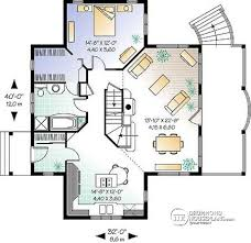 vacation home floor plans house plan w2939 detail from drummondhouseplans com
