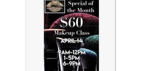 makeup school san antonio san antonio tx makeup class events eventbrite