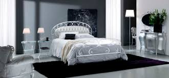 Beautiful White Bedroom Furniture Bedrooms Luxury Bedroom With Beautiful White Wrought Iron Canopy