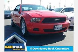 mustang size used ford mustang for sale special offers edmunds