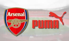 arsenal puma deal sports24seven puma arsenal stronger together