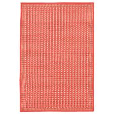 Woven Outdoor Rugs Rug Texture In Coral Flat Woven