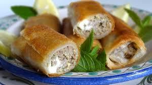 cuisine algeroise recette bourek à la viande hachée cuisine algérienne