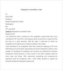 Dd Cancellation Letter Format Bank Of India 31 resignation letter template word pdf ipages free premium