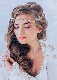 hair headbands hairstyles with headband on forehead bridal headbands wedding