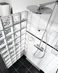 shower design with no door