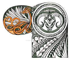 polynesian ram and by thehoundofulster on deviantart
