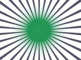 Starburst Design Clip Art Glowing Rays