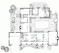 mediterranean home plans with courtyards enchanting house plans with courtyard pools gallery best ideas