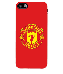 Manchester United Bed Linen - snoogg manchester united logo case cover for apple iphone 5c
