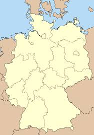 Stuttgart Germany Map by States Of Germany Map