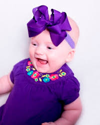 baby bow headbands abby s bowtique grosgrain baby headband bow infant baby