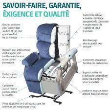 canape massant electrique fauteuil releveur electrique confort plus 2 moteurs massant et