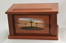 custom urns crosses on hill urn american custom urns