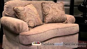 broyhill mckinney sofa set youtube