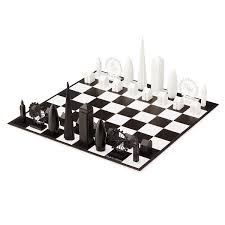 unusual chess sets looking for a chess set checkmate uncommongoods