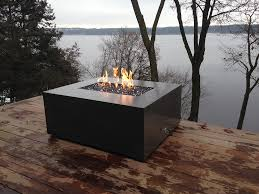Concrete Fire Pits by Fire Glass Minneapolis Mn Concrete Glass Fire Pit Living Stone