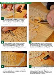Wood Carving Basic Tools by Basic Relief Carving Techniques U2022 Woodarchivist