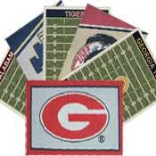 College Team Rugs Closeout Area Rugs And Mats From Owen Carpet