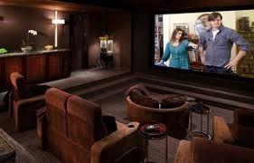 home theater design home design and interior