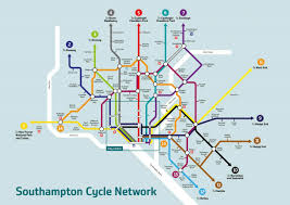 Southampton England Map by Revealed The 25million Scheme To Transform Cycling In