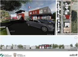 Small Fire Station Floor Plans New Fire Station Improving Community Response Saskatoon Ca