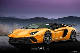lamborghini aventador 2018 lamborghini working on the next aventador evolution