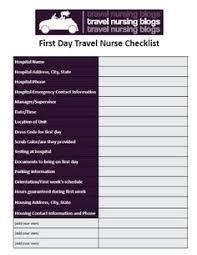 Travel Nurse Resume Sample by Travel Nurse Resume Template K U0026m Creations Pinterest Nurse