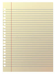 plain note paper in illustration stock image image 18929411