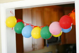 Balloon Decor Ideas Birthdays Birthday Party Balloon Making Image Inspiration Of Cake And