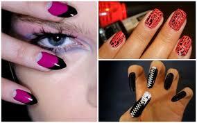 nail art nail polish art designs design shake tail feather deco