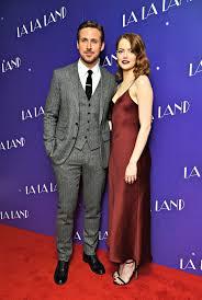 ryan gosling emma stone couple film emma stone and ryan gosling just look so good together go fug yourself